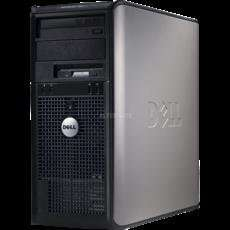 "Komplett-Pc ""Optiplex 755MT"" Refurbished inkl. Windows 7"
