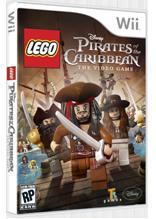 LEGO Pirates of the Caribbean wii ( LEGO - Fluch der Karibik für die WII) Gutscheincode: AMA5