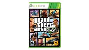 GTA V + 1600 Microsoft Points