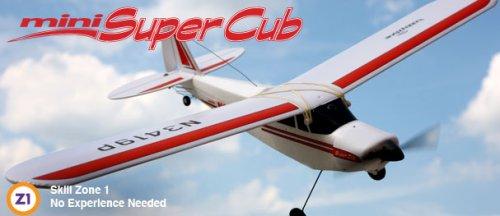 Modellflug - Mini Super Cub 3-Kanal Flugzeug bei Conrad [online und Filialen]