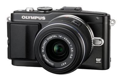 Olympus E-PL5 KIT mit 14-42mm Objektiv