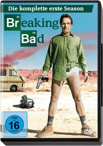 Breaking Bad - Die komplette erste bis vierte Staffel [DVD] pro Staffel 10,97 amazon.de + evtl Versandkosten !