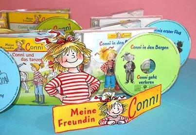 [Rossmann] Gratis Hörspiel CD für Kids - Meine Freundin Conni