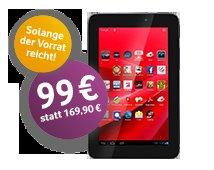 "Vodafone Smart Tab 2 7"" für 99€ - inkl 3G @Vodafone"