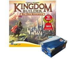 Spiel des Jahres 2012 - Kingdom Builder für 19,99 € [lokal] bzw. 22,98 € [inkl. Versand] + Überraschungsbox im Wert von über 15 € gratis dazu