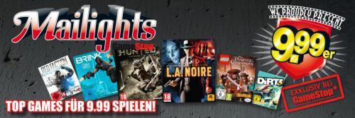 [Lokal] L.A. Noire für 9,99€ !!!!! (Mailights)