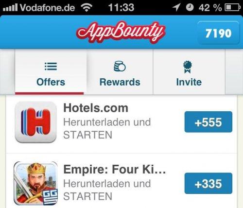 Gratis Guthabenkarte 10,- EUR dt. iTunes oder für Amazon.de, Steam, Xbox Live