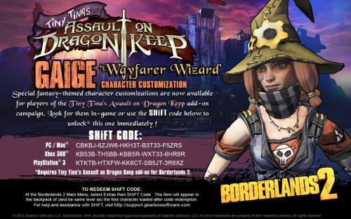 Borderlands 2 GOTY  UPDATE!!! Leider NUR mit KK