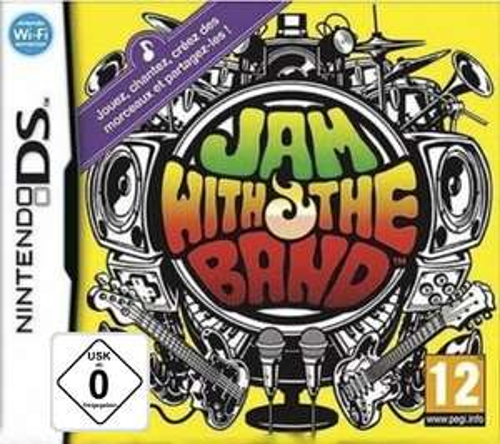 Jam with the Band [Nintendo DS] für 2,90€ @ Ebay
