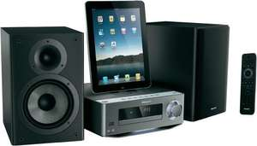 Wieder da und nochmal 50€ günstiger! Philips DCB7005/10 @ Amazon mit Dock für iPhone/iPad