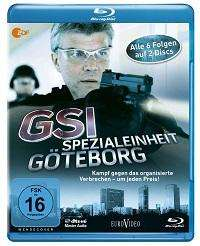 Amazon - GSI - Spezialeinheit Göteborg 1-6 - Box [Blu-ray] für 6,97€