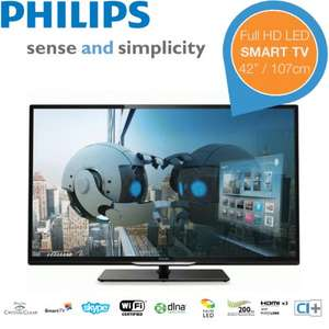 @Ibood Philips 42PFL4208H Full HD 478,90€