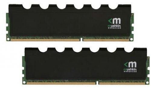 16GB DDR3-2400 CL11-13-13-31  Mushkin Enhanced Blackline Frostbyte