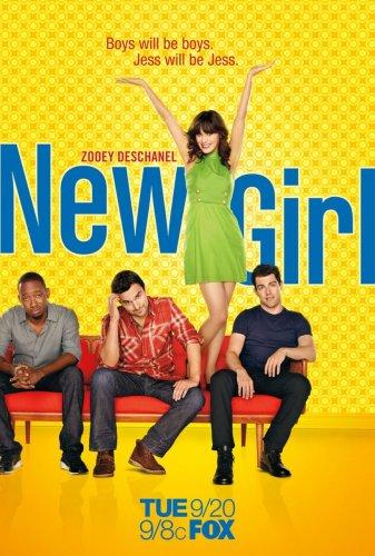 New Girl - Die komplette erste Staffel für 16,75 mit Gutschein: SPARRABATT3