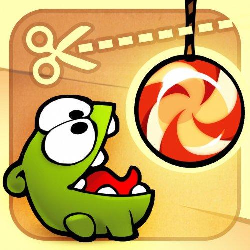 [iOS] App der Woche - Cut the Rope - GRATIS für iPhone und iPad
