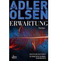 """Buchpreisbindung umgehen, z.B """"Erwartung"""" von Jussi Adler Olsen @bookdepository"""