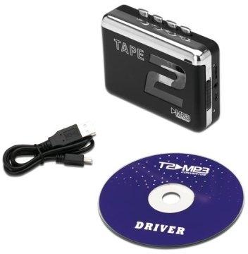 MP3 Kassetten-Konvertiergerät