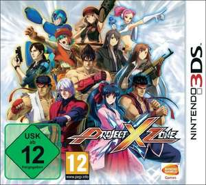 Project X Zone [Nintendo 3DS] für 29,65 € @Voelkner
