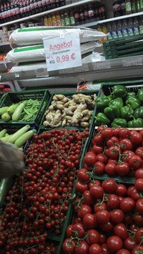 [Bielefeld] Deutsche Tomaten 0,49€/kg + Cherrytomaten 1,5€/3Kg