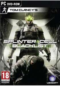 [Uplay] Tom Clancy's Splinter Cell: Blacklist Upper Echelon