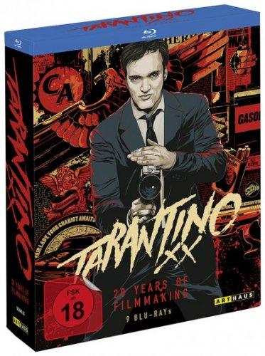 Tarantino XX [Blu-ray] für 56,89€ @media-dealer.de