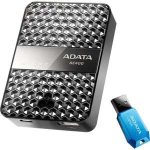 "Access Point + USB Stick ""AE400 DashDrive Air Bundle von zackzack.de"