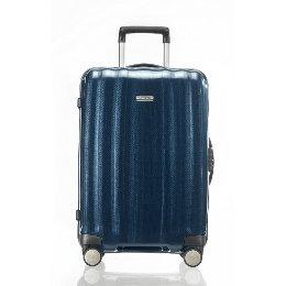 Samsonite Cubelite 4-Rollen-Trolley 55 cm navy blue