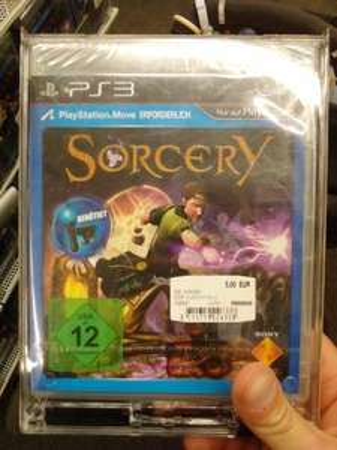 [lokal?] PS3 - Sorcery 5 € - Media Markt Hamburg Harburg