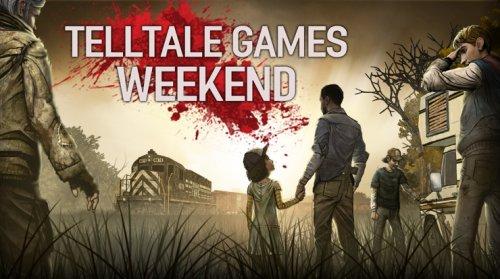 Telltale Weekend (The Walking Dead, Sam&Max,...) @ Gamersgate.co.uk