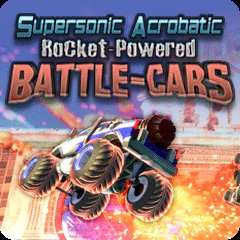 [PS3 - PSN] Supersonic Acrobatic Rocket-Powered Battle-Cars