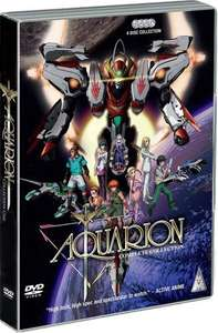(UK) Aquarion Collection [4 x DVD] für 12.99€ @ play