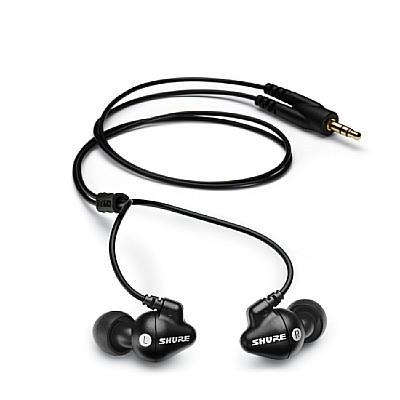Shure SE102-K-E Sound Isolating Ohrhörer (n.P. 60€) [WIEDER VERFÜGBAR]