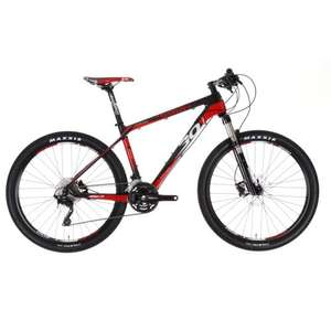 Carbon-Mountain-Bike Wilier 301 XC XT Mix 2013@wiggle.co.uk