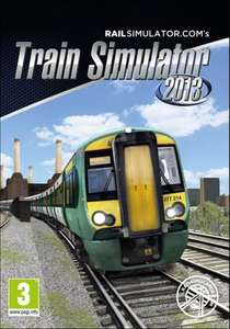 [Steam] Train Simulator 2013 für ca. 4,67€ @ Gamefly