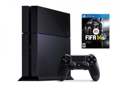 [SCHWEIZ] Playstation 4 -- Fifa 14 Bundle 529 CHF ~ 430 €