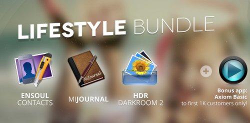 (MAC) Das Appy Fridays Lifestyle Bundle mit bis zu 4 Apps für nur 8,27€