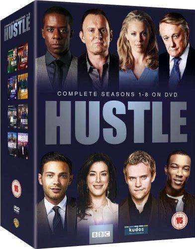 [OT] Hustle - Complete Seasons 1-8 für 22,23 € @zavvi.com