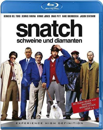 Snatch - Schweine und Diamanten [Blu-ray] @amazon.de