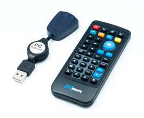 USB Infrarot Fernbedienung mit Maus z.B. für Raspberry Pi