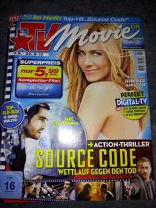 Source Code [Blu Ray 5,99€ oder DVD 3,50€]