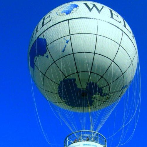 01.09. 2013 DKB Ballon Flug fällt aus,dafür Freiticket holen...