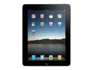 Apple iPad - 16 GB / WiFi - aus UK