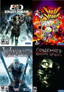 [Steam] Sega Action only Pack, 5 Games u.a. Condemned, Binary Domain, AvP für 10,60 € @amazon.com