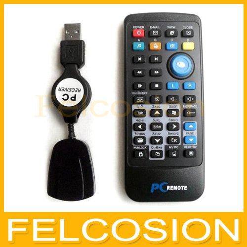 Raspberry Pi / PC-Fernbedienung (USB) mit Hot Keys und Maus-Button für 3,17€ inkl. Versand