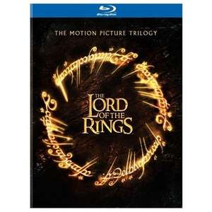 (UK) The Lord Of The Rings Trilogy: Theatrical Cut (Slim) (3 Discs) (Blu-ray) für 11,62€ @ Play (Zoverstocks)