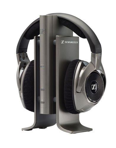 Sennheiser RS 180 Digitales Funkkopfhörersystem für 140,99 € @Amazon.es