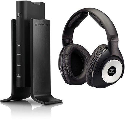 Sennheiser RS 170 Funkkopfhörer für 116,37 € @Amazon.es