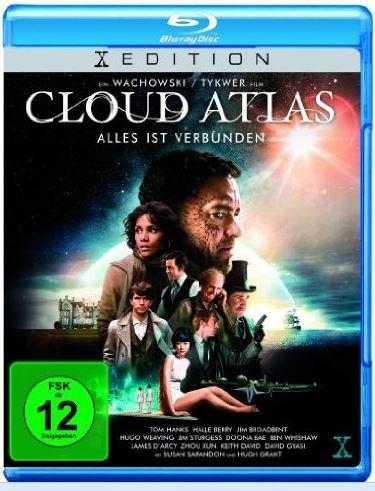 Cloud Atlas [Blu-ray]  @ amazon.de