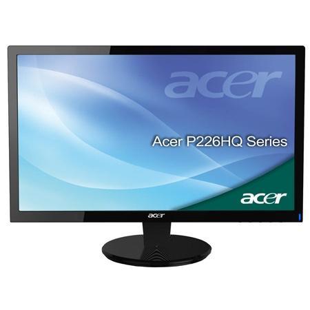"Acer P226HQvbd 54,6cm (21,5"") 5ms, 50.000:1, DVI, D-Sub, FullHD TFT"