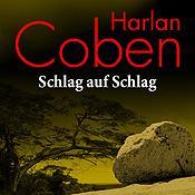 """[Audible] Kostenloses Hörbuch """"Schlag auf Schlag"""" von Harlan Coben"""